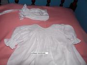 smocked christening wear and smocked kids wear by cutiepye