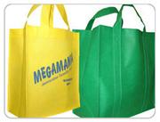 Custom made non woven bags