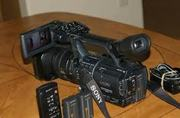 Brand New Sony HVR-Z1 Professional Widescreen Mini Camcorder