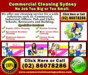Cleaners warehouse sydney Australia call Us Today