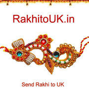 Rakhi turns a glitzy matter with RakhiToUK.in action