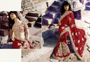 Designer Wedding Lehengas and saree