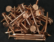 Copper Roofing Nails - Used in High Pollution Areas