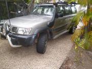 1999 nissan Nissan patrol 1999 4.2 DIESEL wagon