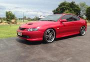 HOLDEN MONARO 2004 Holden Monaro CV8 R V2 Series III Manual