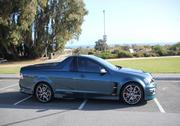 Holden 2010 2010 Holden Special Vehicles Maloo R8 Manual