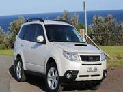 subaru forester 2011 Subaru Forester XT S3 Auto AWD MY11