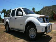 2012 NISSAN 2012 Nissan Navara RX D40 Series 7 Manual 4x4