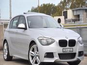 Bmw 2012 2012 BMW 125i F20 Auto