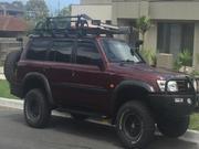 2002 nissan 2002 Nissan Patrol ST Plus GU III Auto 4x4 MY02