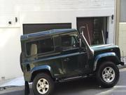 land rover defender 2003 Land Rover Defender X-Treme Manual 4x4 MY03