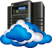 In Cloud servers you can Install OS of your own choice